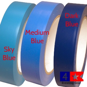 Cross Country Boot Tape In Multiple Colors 1 Inch Wide