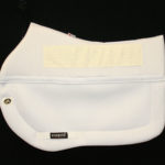 EcoGold CoolFit show jumping saddle pad