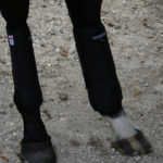 EcoGold Cross Country Boots Hind