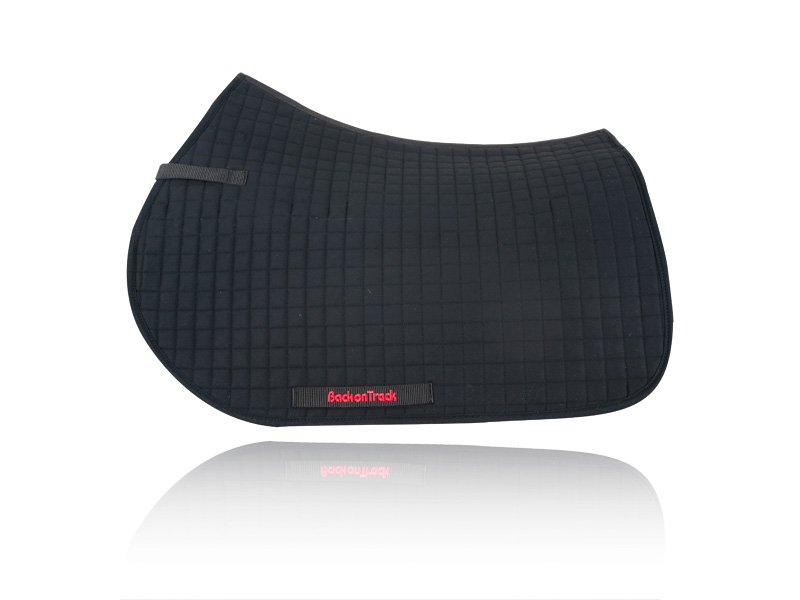 Back on Track Horse Saddle Pad All Purpose, Soft 2132