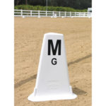 "Dressage Arena Letters 18"" Tall"