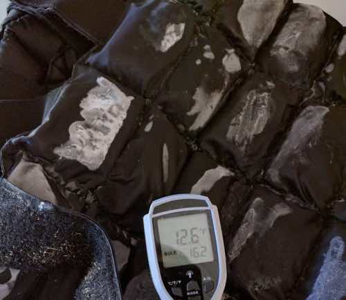 Finn Tack Ice Wraps Includes 2 Wraps Fit From Fetlock To