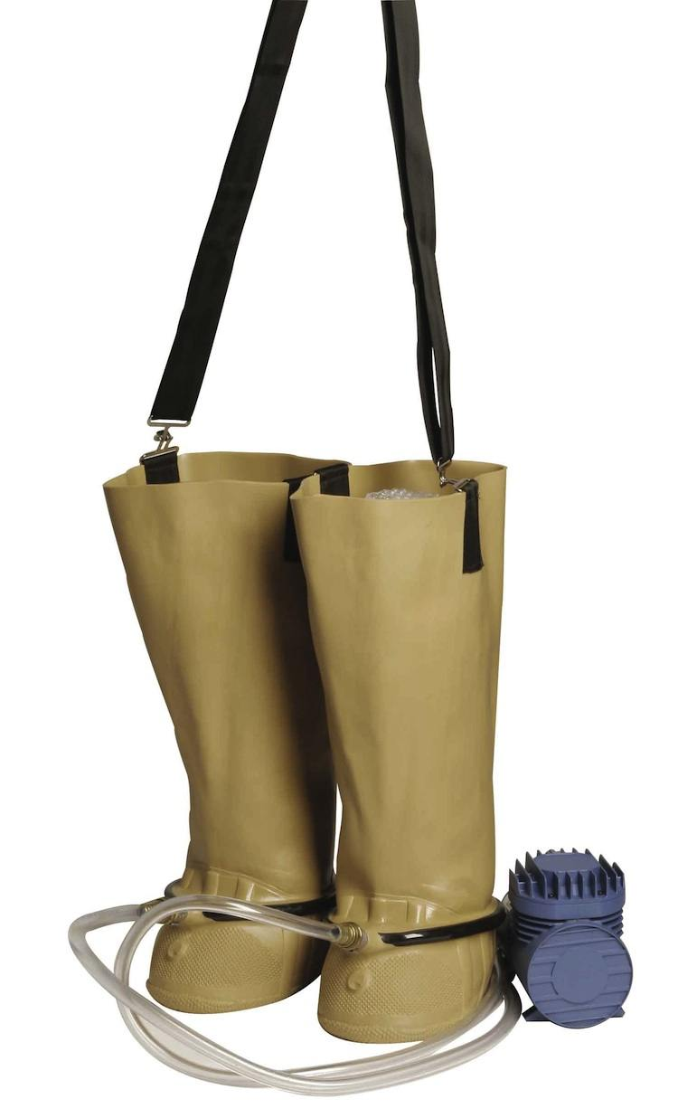 Jacks Whirlpool Boots with or without compressor