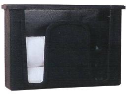 black burlingham horse bandage rack
