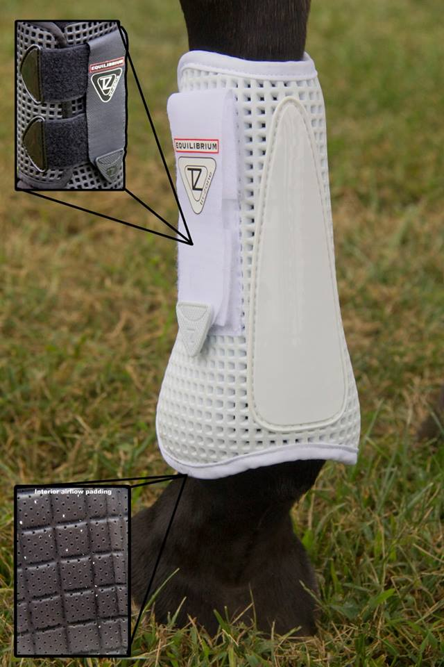 Tri Zone Boot Innovations Results In Eventing Gear