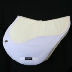 Ecogold Calmatech Fleece Cross Country Saddle Pad