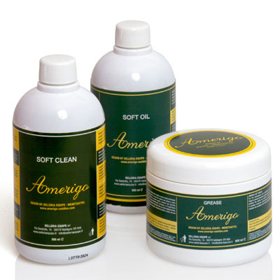 Amerigo Natural Leather Cleaner All 4 Available