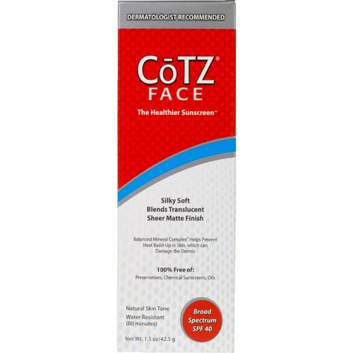 Cotz Face Natural