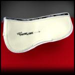 ThinLine Trifecta Cotton Half Pad white