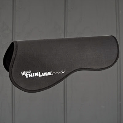 ThinLine Half Pad Black with Trim