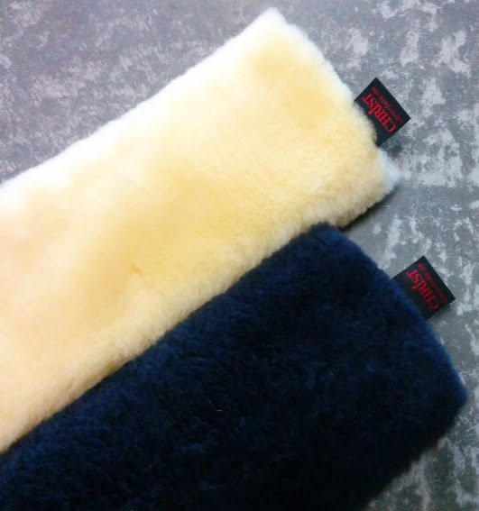 Sheepskin Girth Cover 20 Quot And 31 Quot