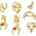 brass bridle hooks