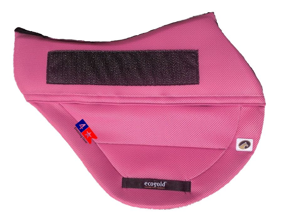 Ecogold Coolfit Cross Country Saddle Pad In Standard