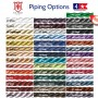 EA Mattes Piping Options Eventing Gear