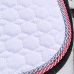 mattes saddle pad custom