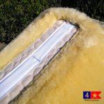 mattes sheepskin eurofit pad panels