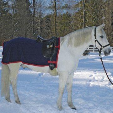Custom Wool Quarter Sheet Riding Blanket Or Exercise Rug