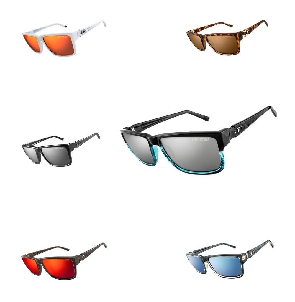 7c5767fc35 Tifosi Hagen XL Full Frame Lifestyle Sunglasses with Polarized Lenses
