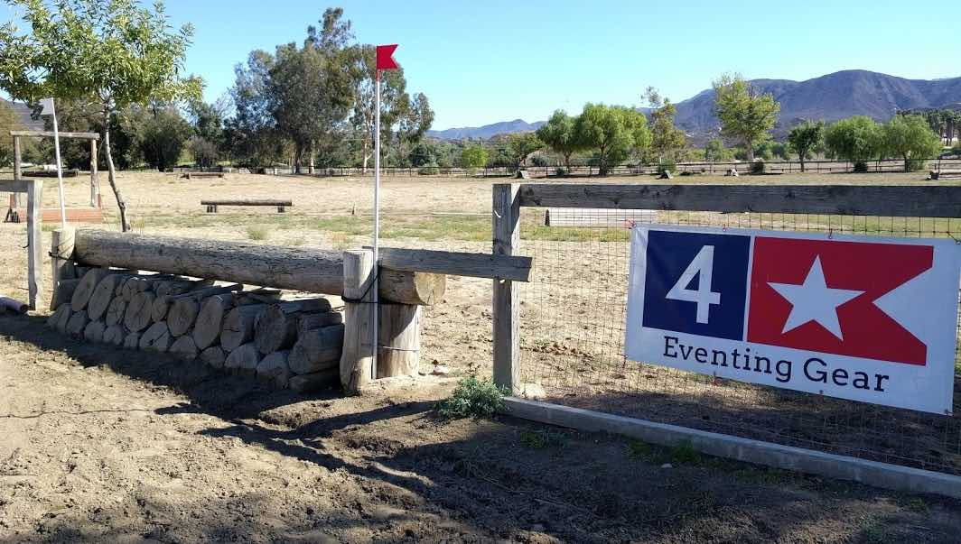 Cross Country Jump Flags For Eventing With Poles