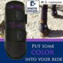 Majyk purple cross country boots