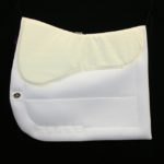 Ecogold Fleece Dressage Pad