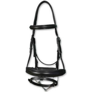 Vespucci traditional dressage bridle