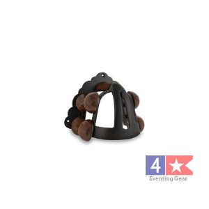 Cast Iron Bridle Rack Stock Image