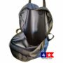 stall front storage bag for horse blanket