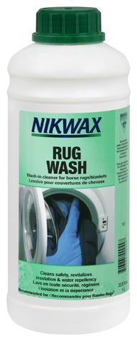 Nikwax Rug Wash Protect Water